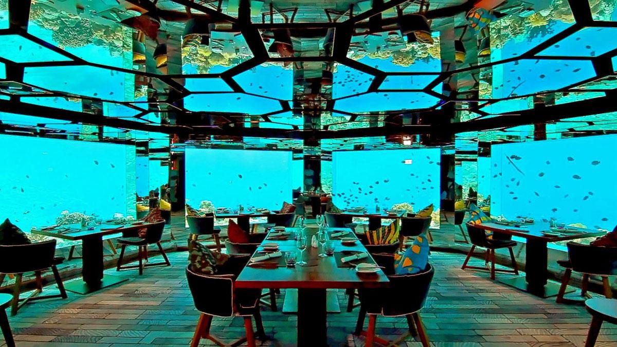 Alberghi sotto il mare ecco dove dormire e mangiare tra i for L hotel della cabina islanda