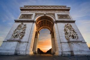 Arco di Trionfo di Parigi