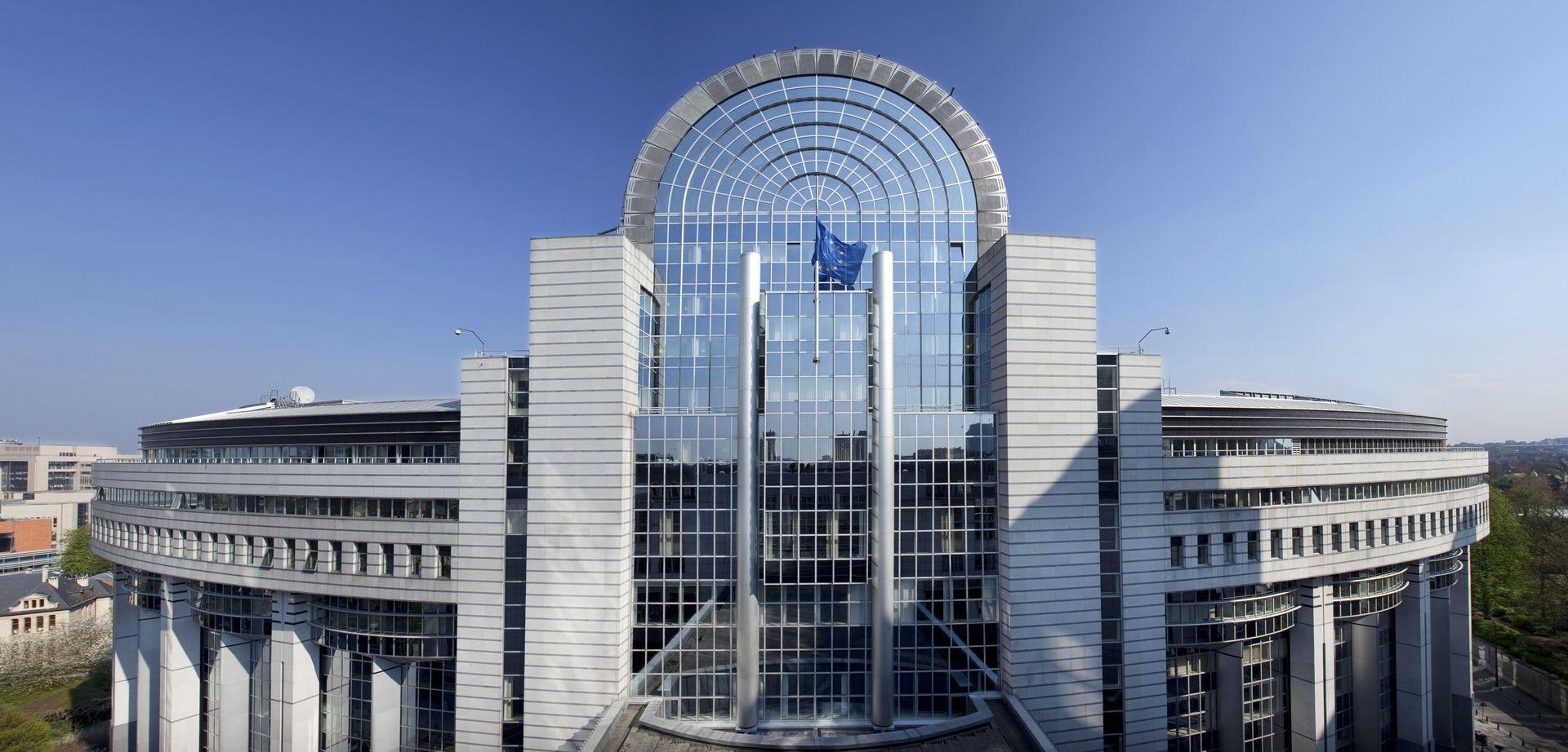 Le cose da vedere a bruxelles tre giorni nella capitale d for Sede del parlamento