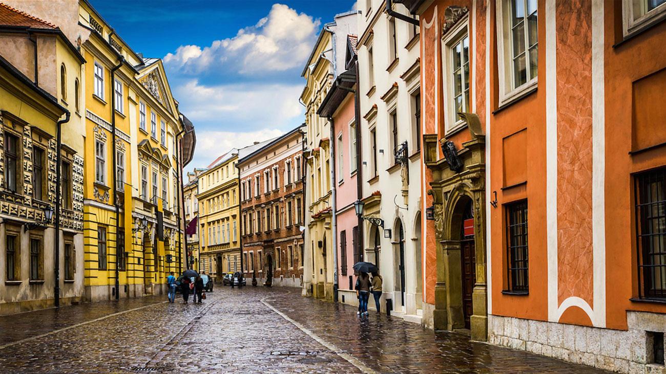 Il centro storico di Cracovia: cosa vedere dal castello al ...