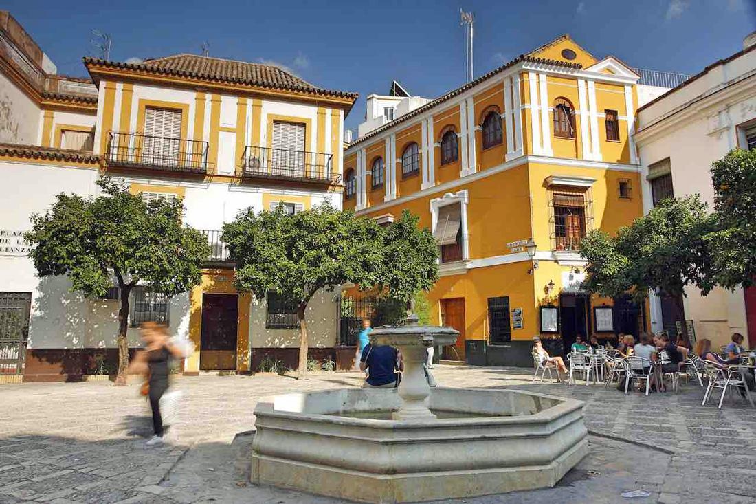 Cosa vedere a siviglia la citt dell 39 alcazar e del flamenco for Giardino di ninfa cosa vedere
