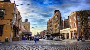 Downtown di New York