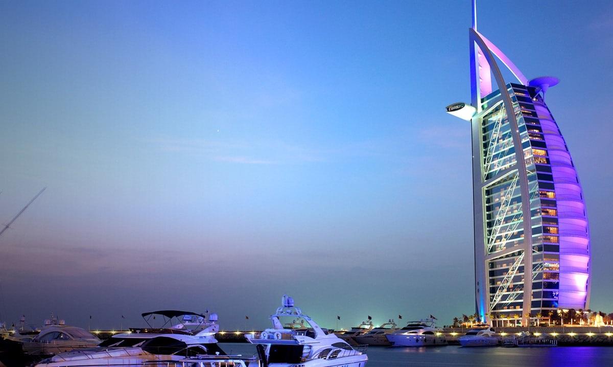 Hotel sette stelle dubai burj al arab with hotel sette for L hotel della cabina islanda