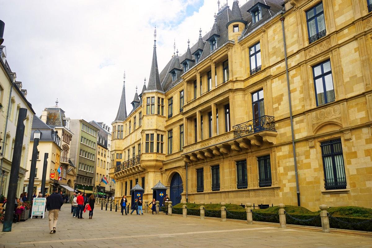 La cucina del lussemburgo