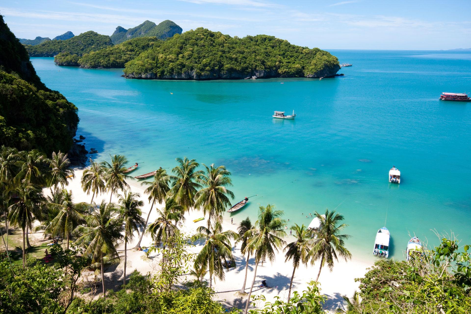 Guida dell'isola di Koh Samui, in Thailandia