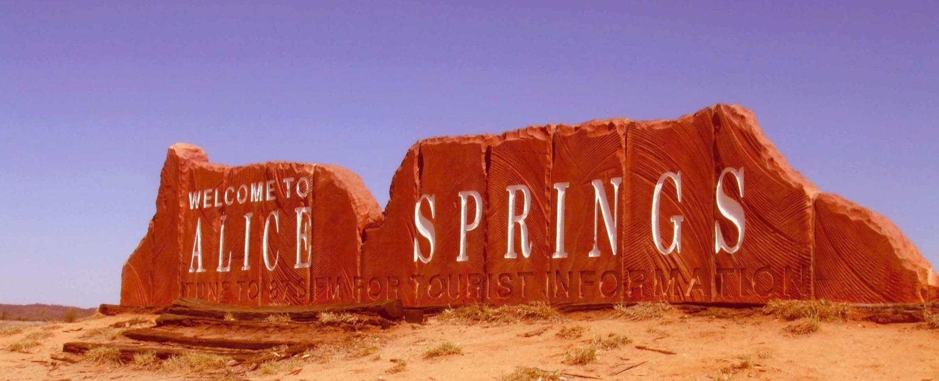 Guida di Alice Springs