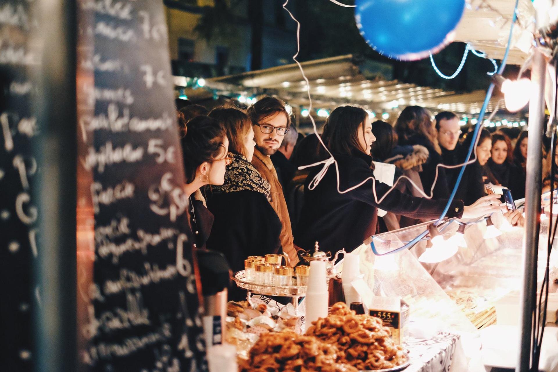 I migliori mercati di Parigi