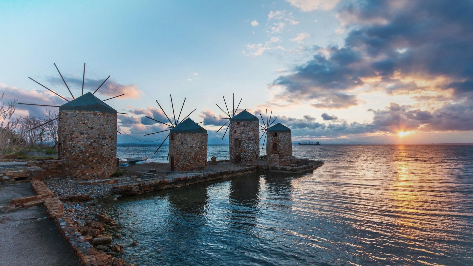 L 39 arcipelago di fourni in grecia le piccole dell egeo for Kos villaggi italiani