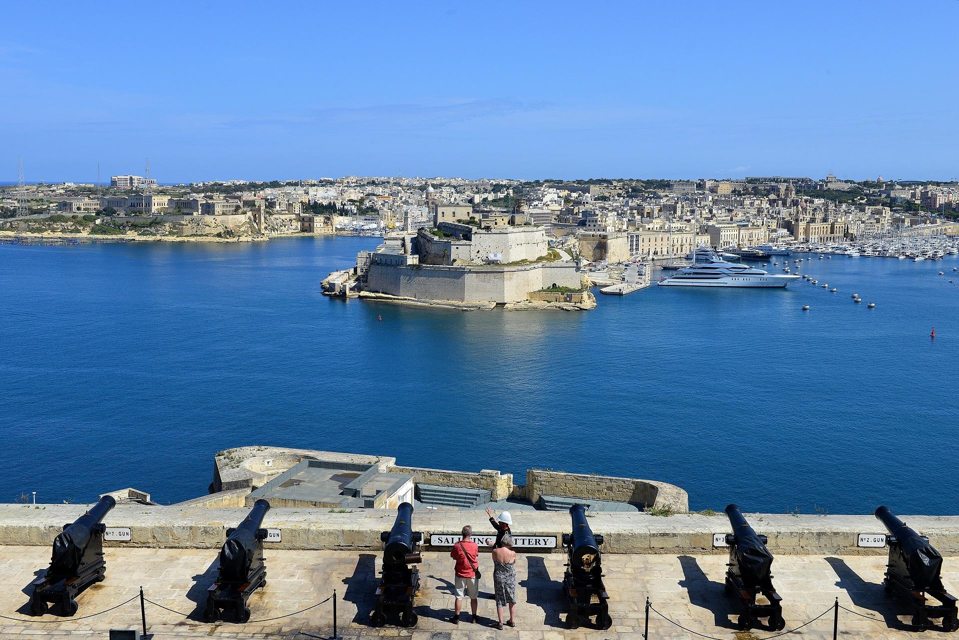 guida di Malta e delle sue città