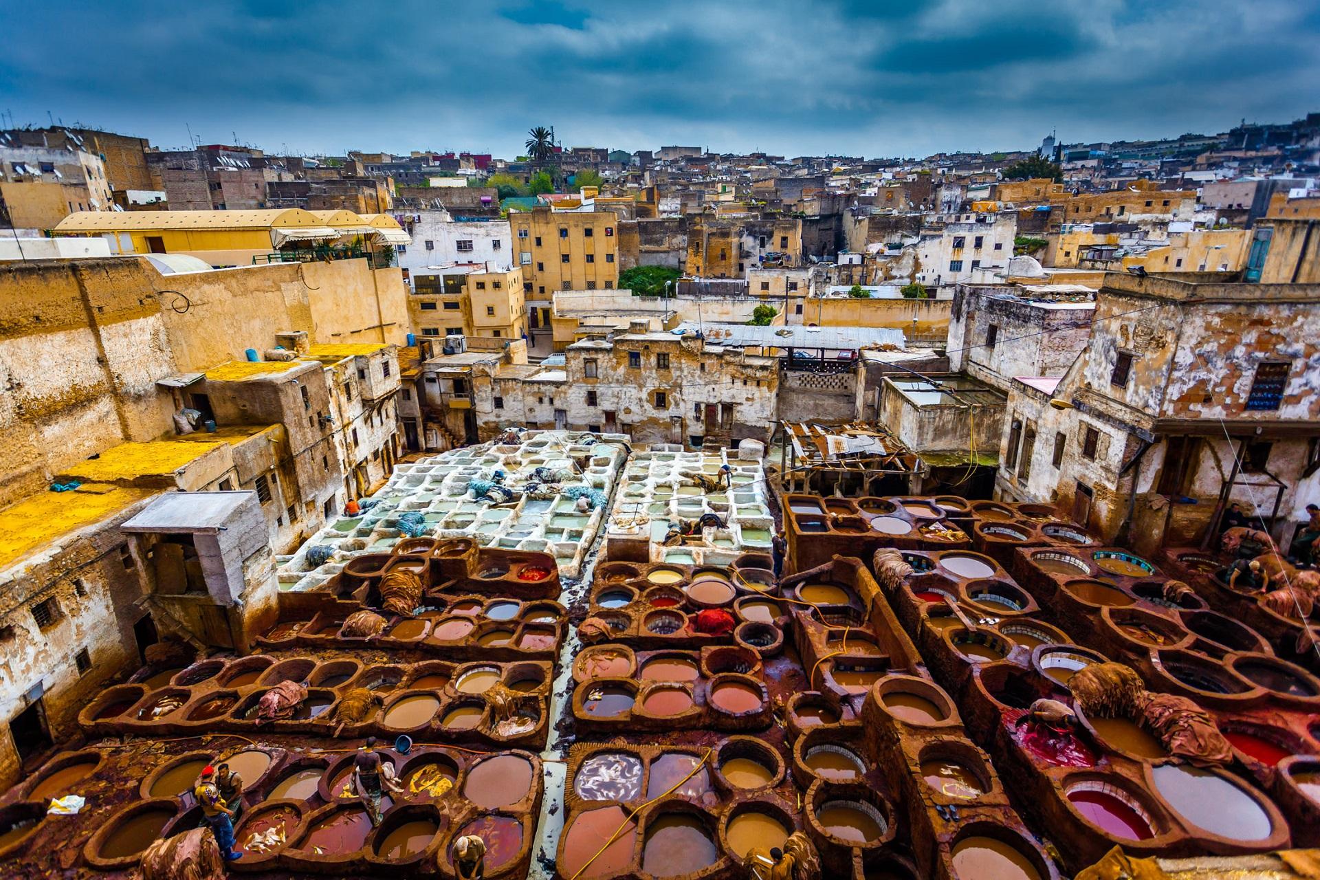 Marokkó királyvárosai és oázisai