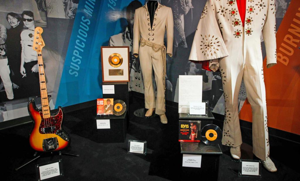 Viaggio negli Usa di Elvis Presley