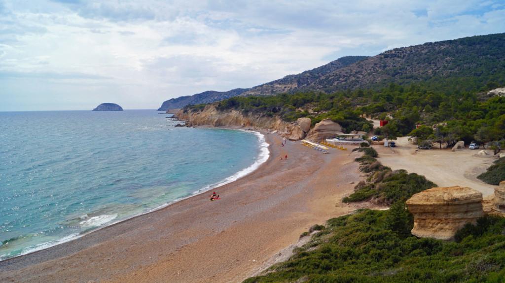 arcipelago di Fourni in Grecia