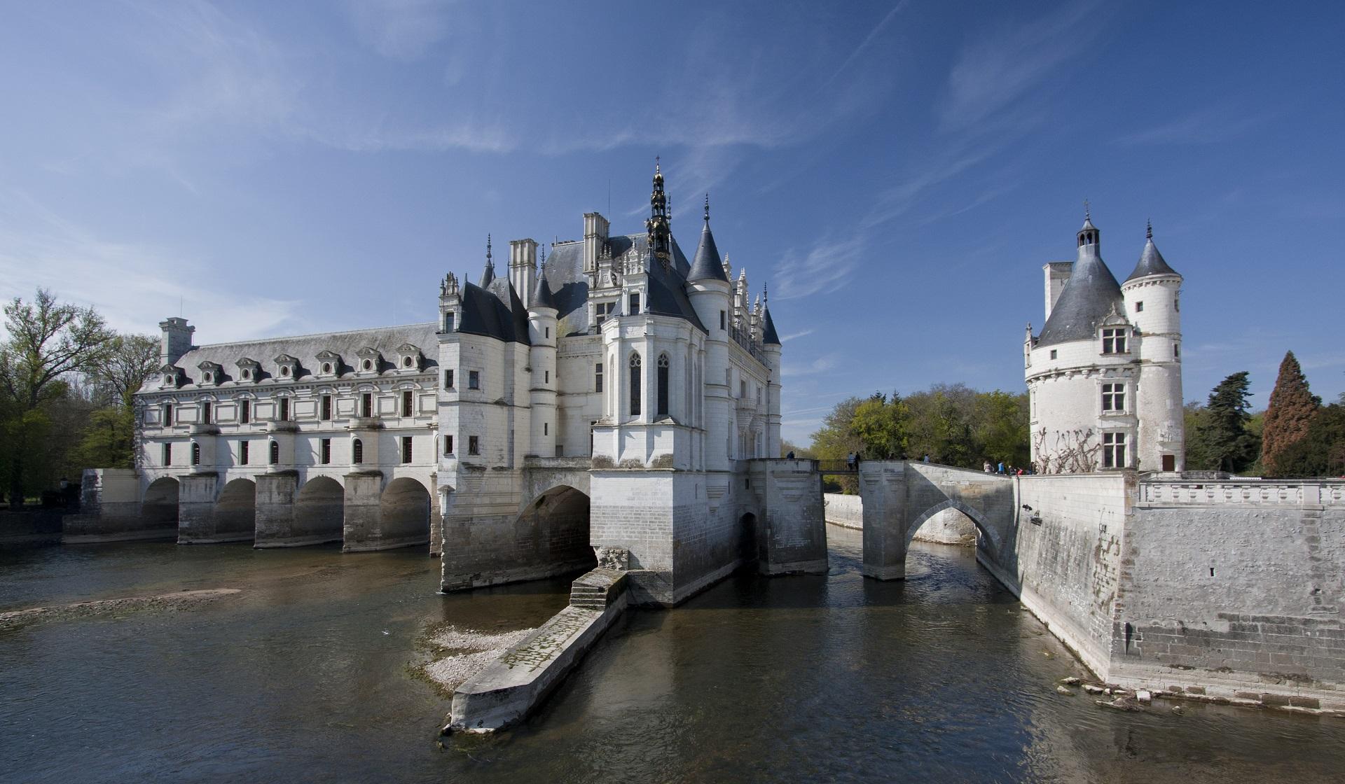 Alla scoperta dei castelli pi belli della francia for De castelli
