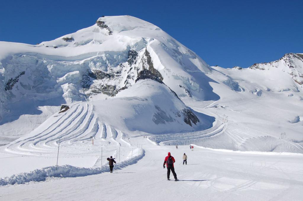 comprensori e le piste per sciare in Svizzera