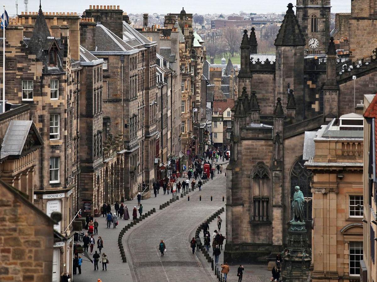 Cosa fare e vedere a edimburgo la capitale della scozia for Vedere case online