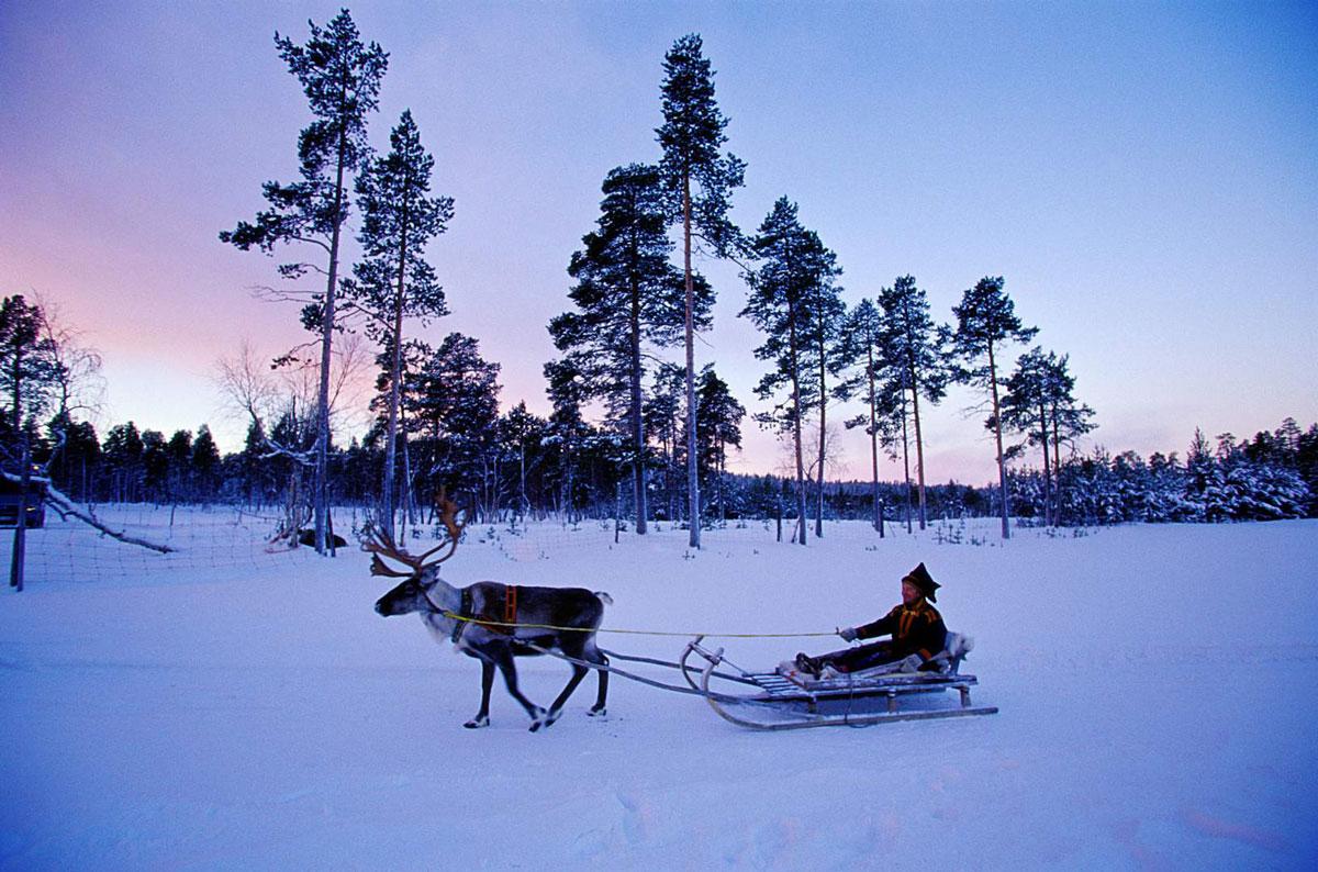 Cosa fare in finlandia di inverno viaggio nella terra dei sami - Piastrella scheggiata cosa fare ...