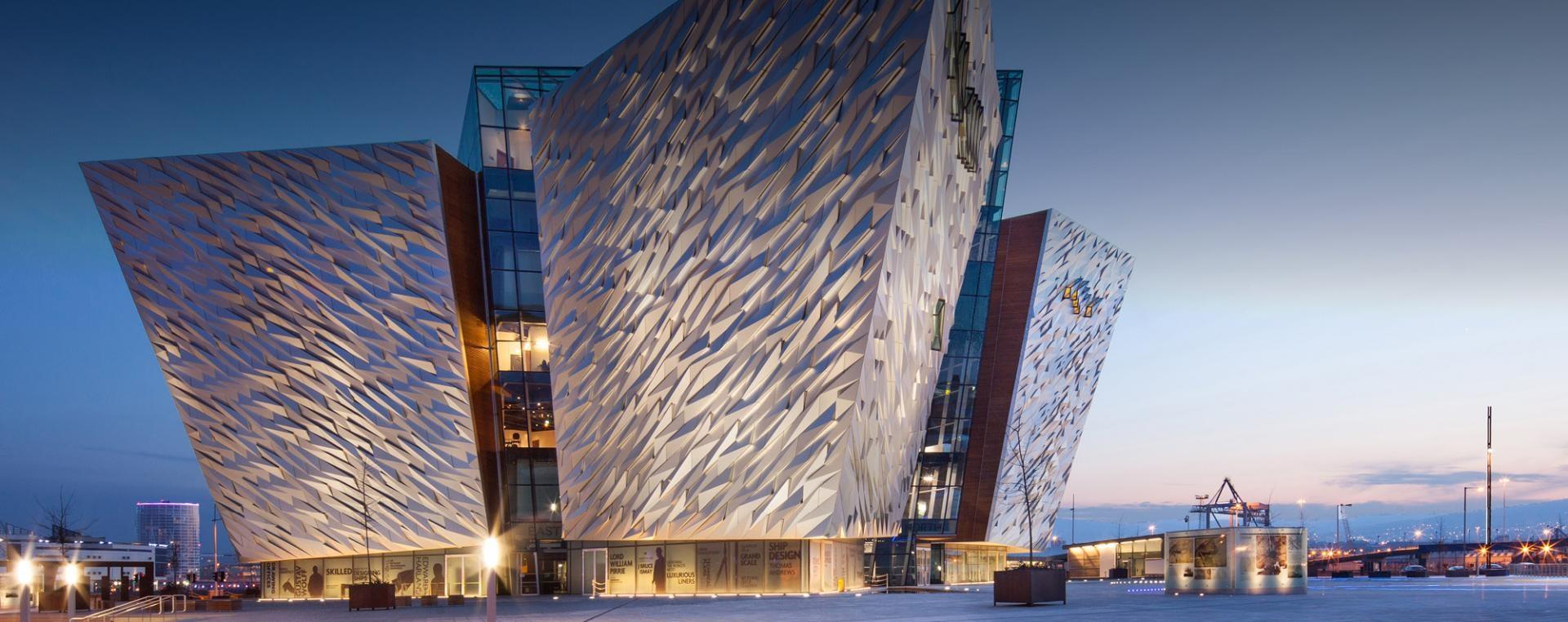 Risultati immagini per Apre l'hotel Titanic negli uffici dove fu progettato il transatlantico belfast foto