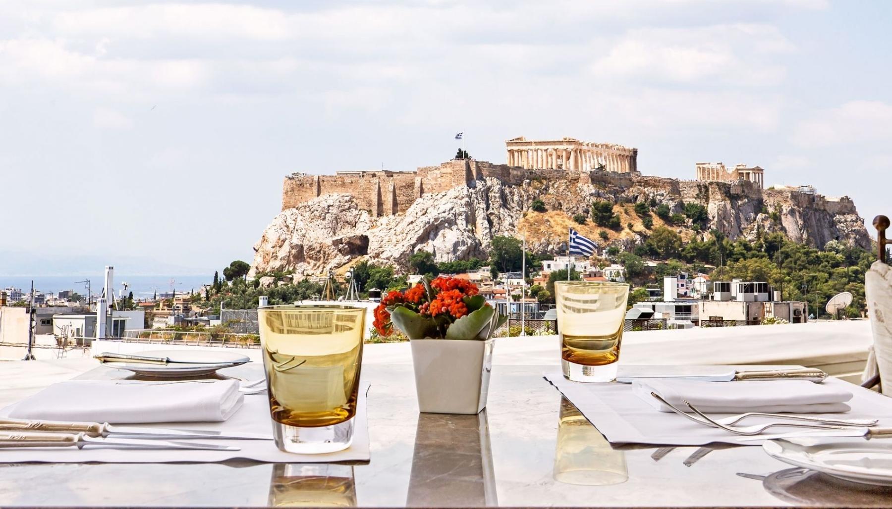 mangiare ad Atene