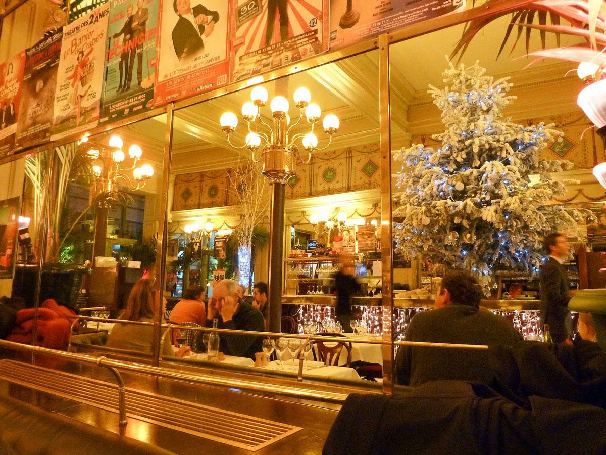 Le migliori brasserie di parigi ostriche e stile art dec for Miglior ristorante di parigi