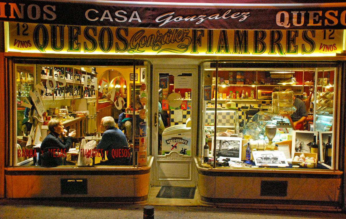 Ecco dove mangiare le migliori tapas di madrid - Migliore esposizione casa ...