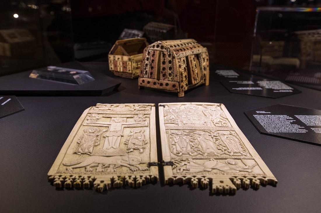la mostra sui longobardi a pavia i barbari e la storia d