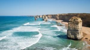 viaggio sulla Great Ocean Road in Australia