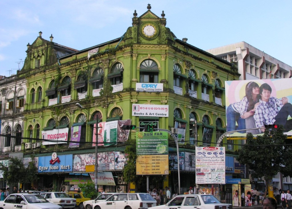 Yangon, la antica capitale del Myanmar