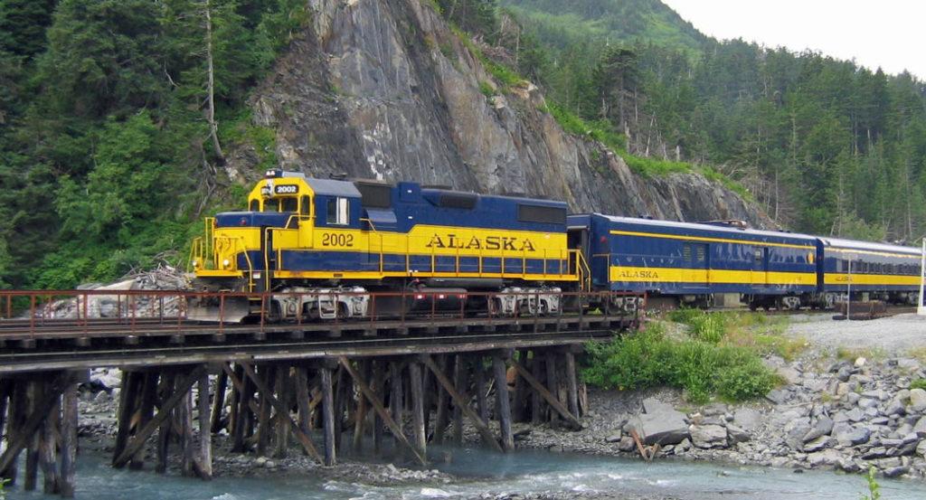 Guida dell'Alaska.