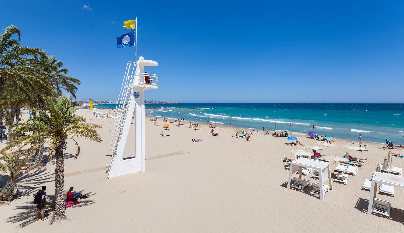 Guida di alicante la capitale della costa blanca spiagge e piazze - Pisos en alicante playa baratos ...
