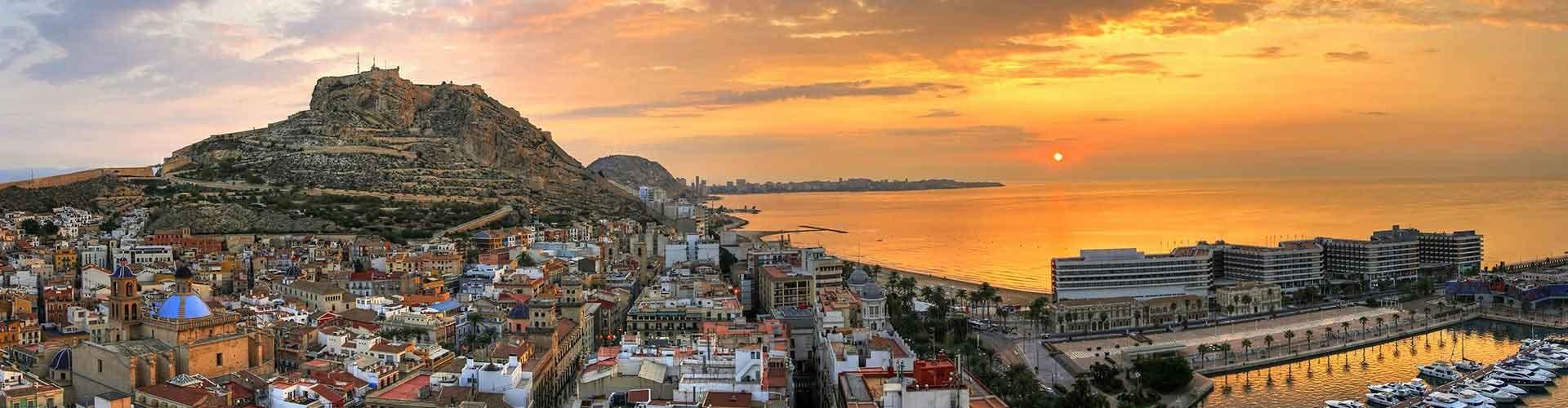 vedere a Alicante