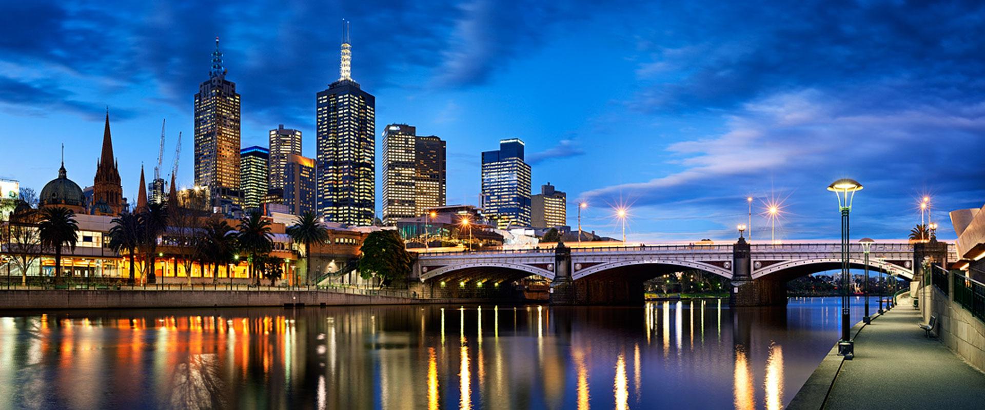 Frequentando i professionisti di Melbourne