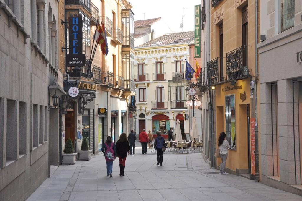 Avila in Spagna