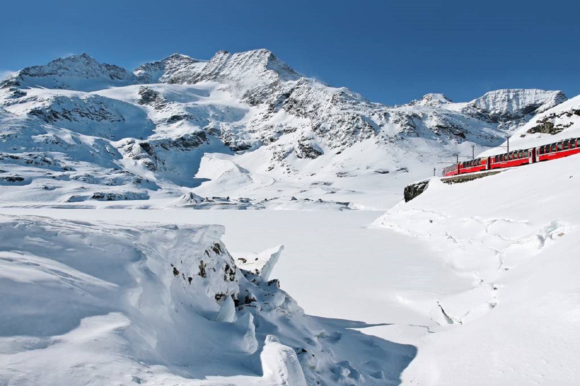 treno Bernina Express