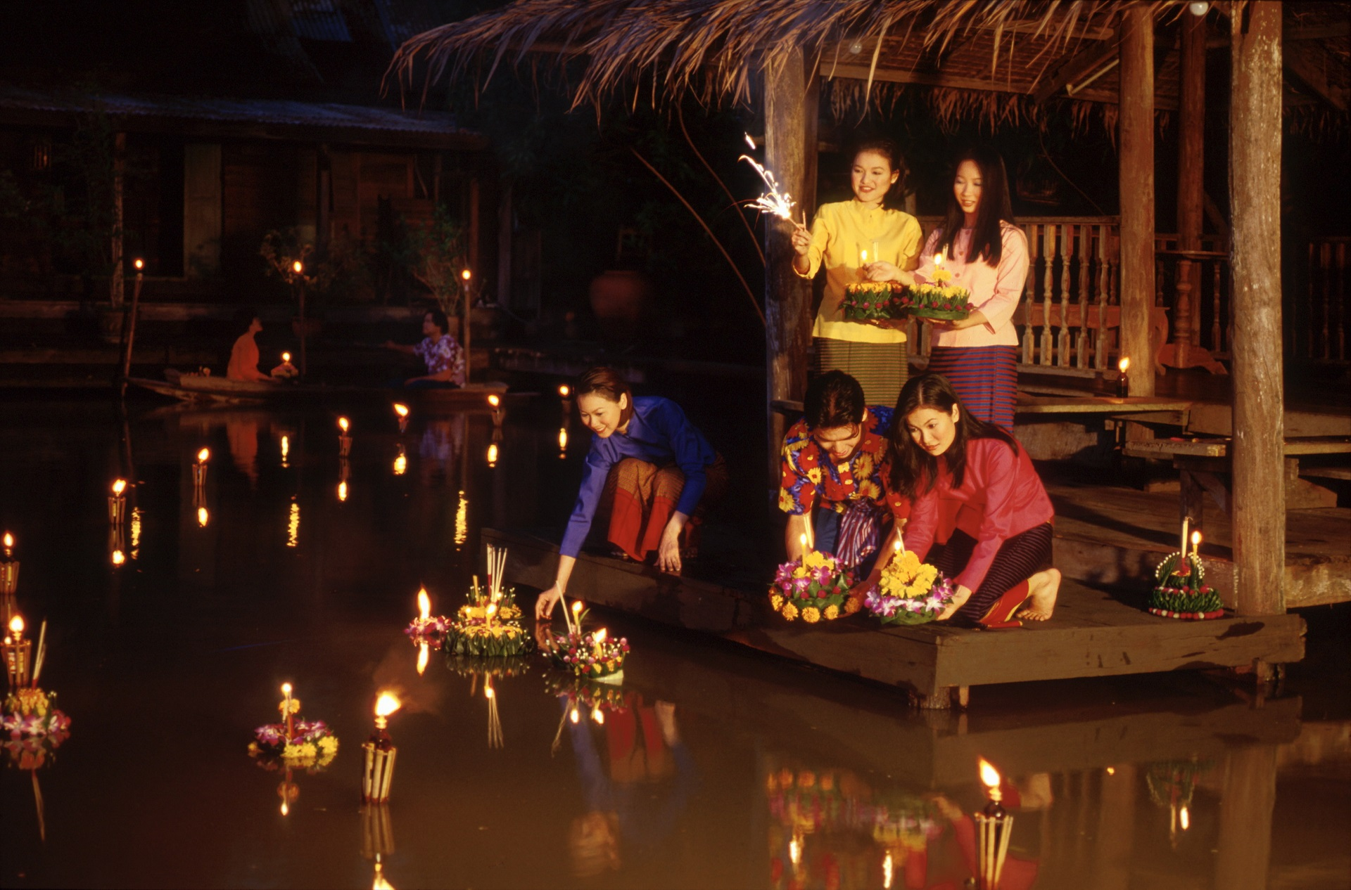 Celebrazioni in Thailandia