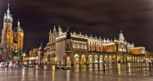 Centro storico di Cracovia
