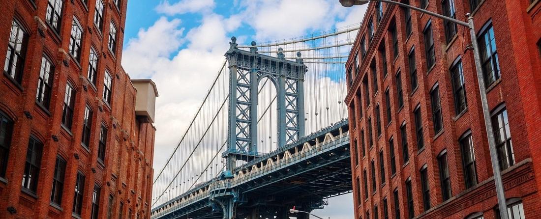 giovani professionisti che risalgono a NYC