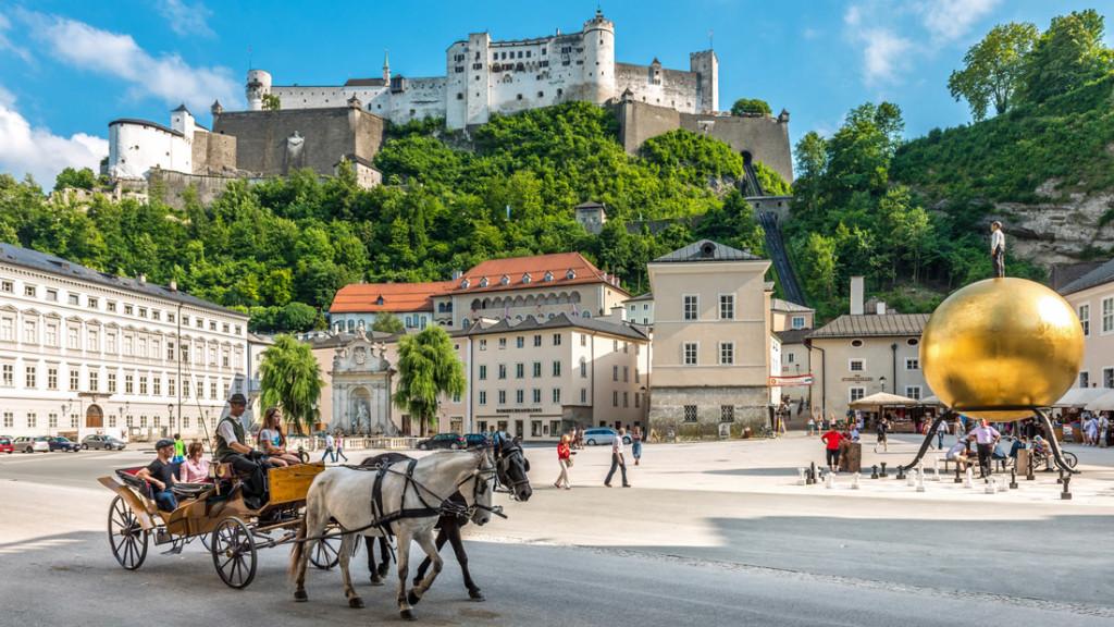 Cosa vedere a Salisburgo in Austria