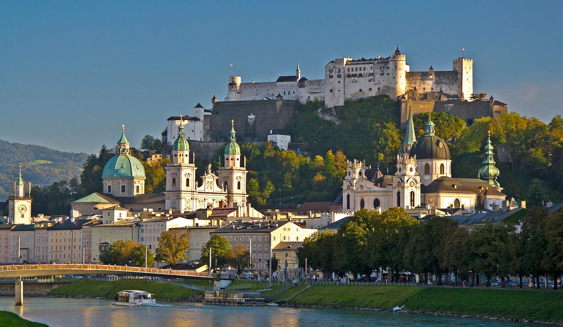 Cosa vedere a salisburgo in austria la citt di mozart for Giardino di ninfa cosa vedere
