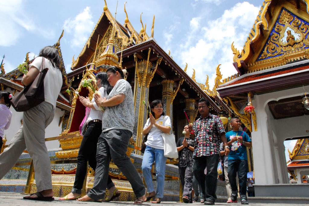 Cosa vedere e dove mangiare a Bangkok