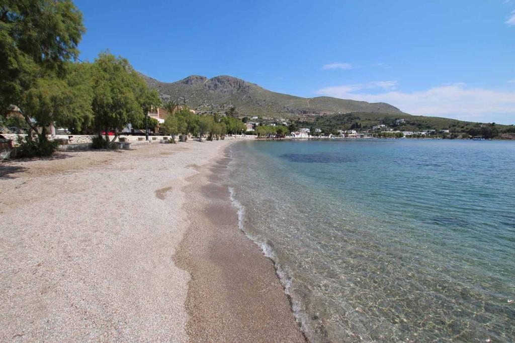 Cosa vedere e quali spiagge sull'isola di Leros, nel Dodecanneso