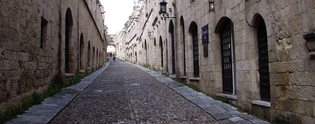 Cosa vedere nella città antica di Rodi