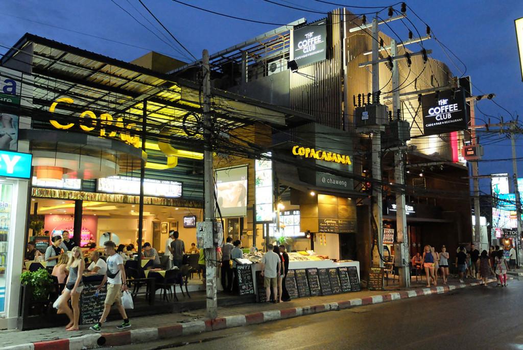 Dove mangiare sull'isola di Koh Samui, in Thailandia