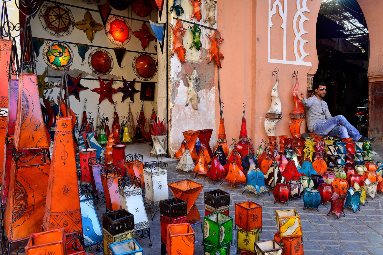 Oggetti Tipici Del Marocco.Fare Shopping A Marrakech In Marocco Guida Al Souk
