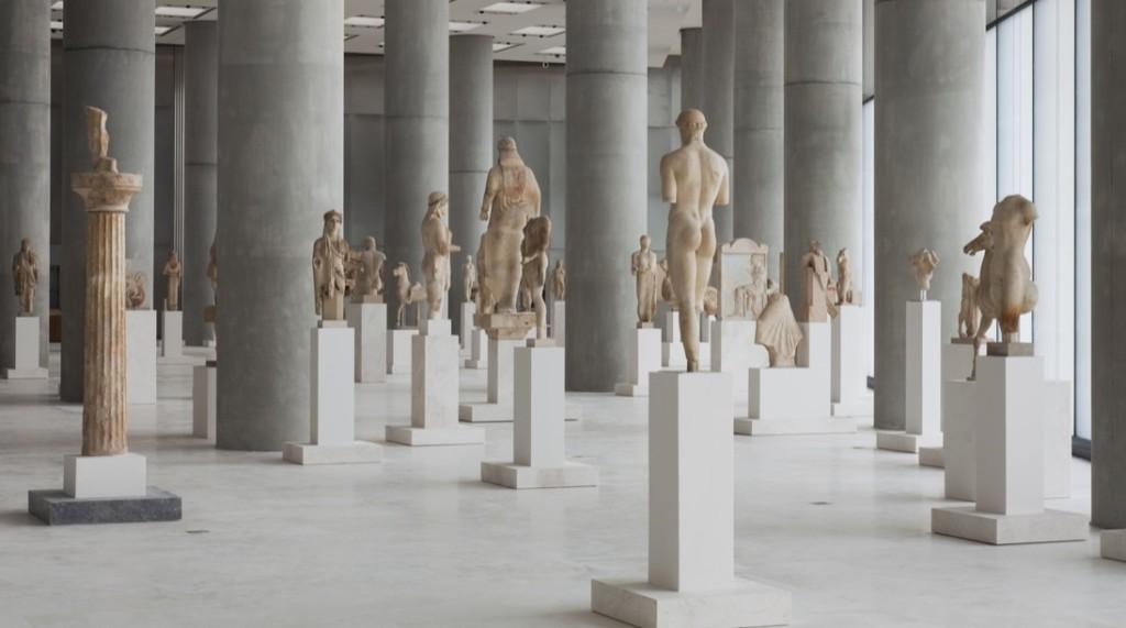 Guida ai migliori musei di Atene il museo dell'Acropoli