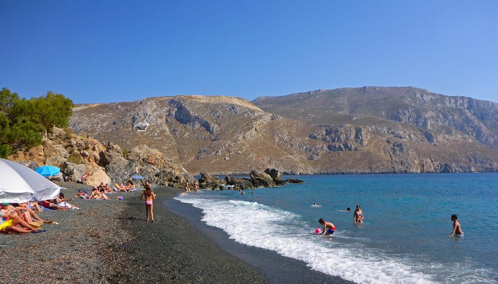 Guida alle spiagge di Kalymnos