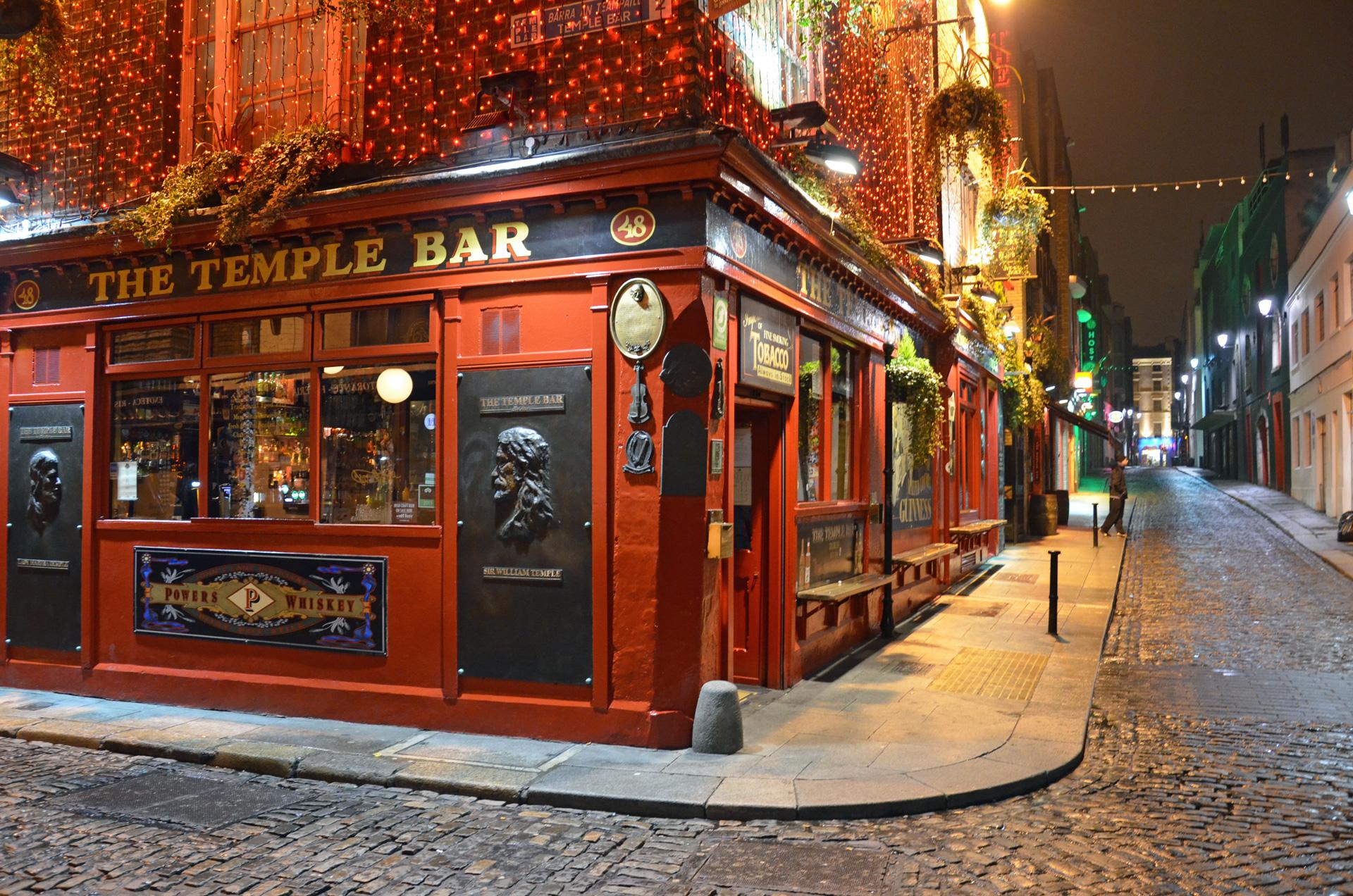 Guida dei migliori pub di Dublino