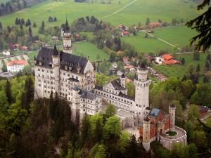 Guida del castello di Neuschwanstein in Baviera