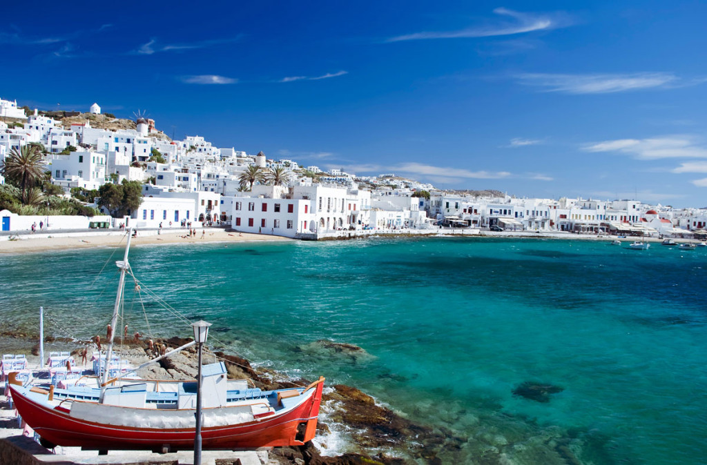 Guida dell'isola di Paros nelle Cicladi