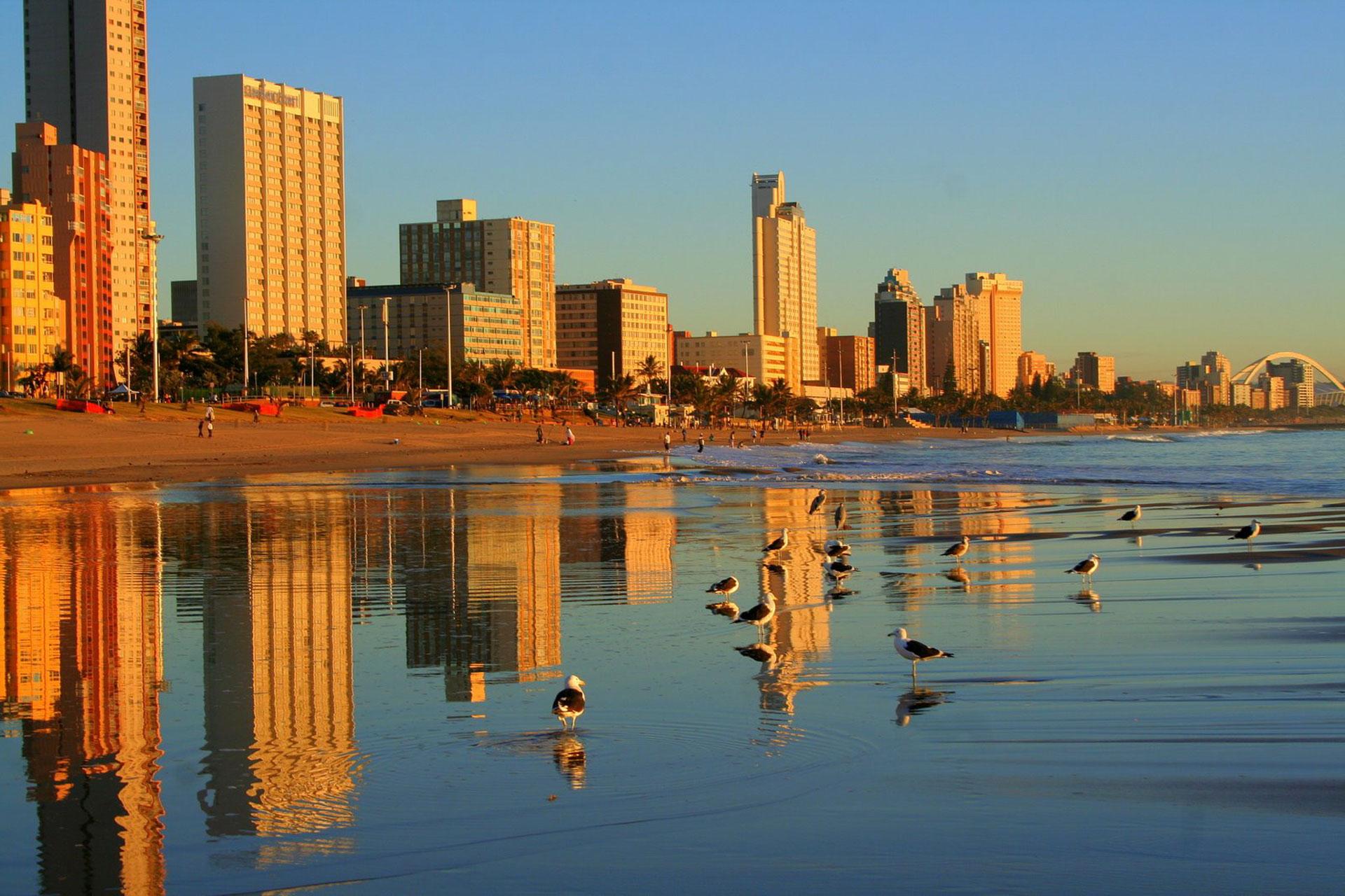 Guida della città di Durban in Sudafrica