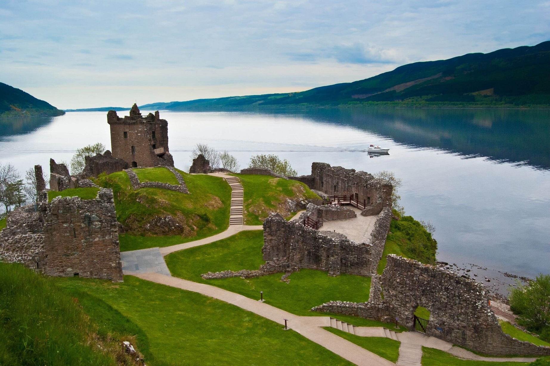 Guida di Loch Ness